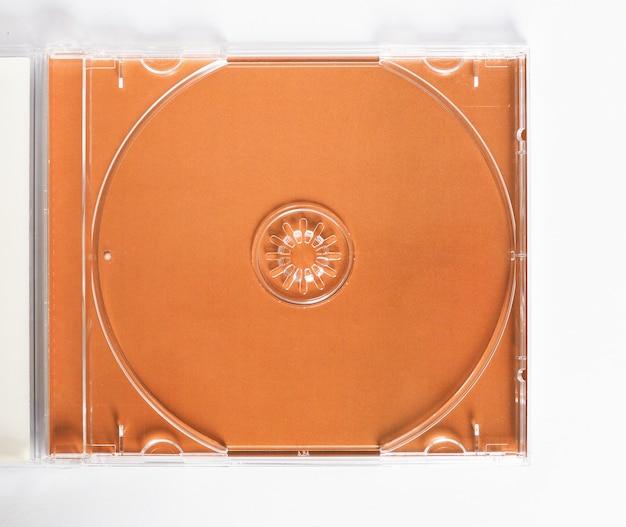 Boîtier de cd (disque compact)