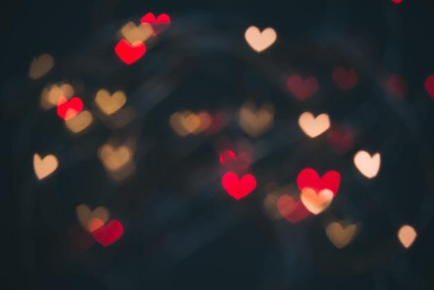 Boke coeur scintillant