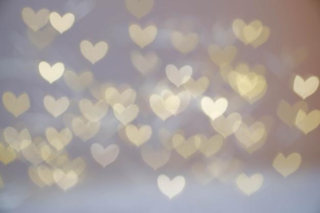 Boke d'or de coeurs, humeur joyeuse, saint valentin