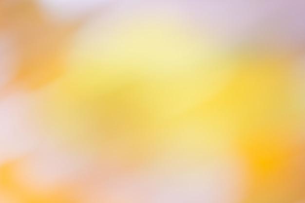 Bokeh d'automne coloré flou lumineux.