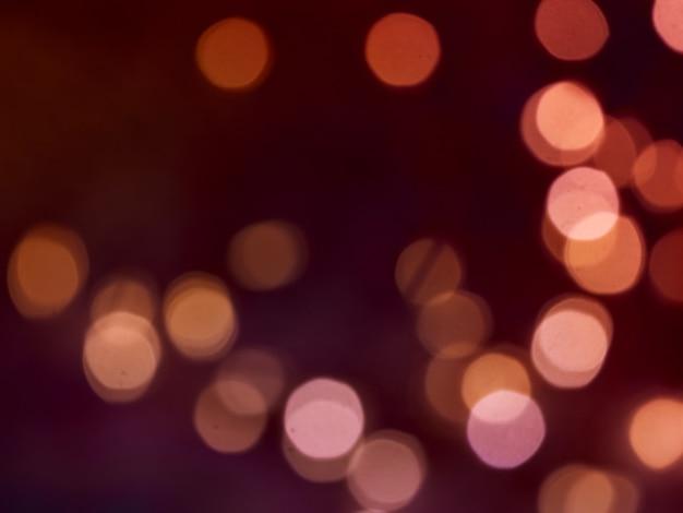 Bokeh défocalisation glitter flou fond