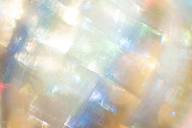 Bokeh de paillettes d'or colorfull abstrait abstrait pour flou