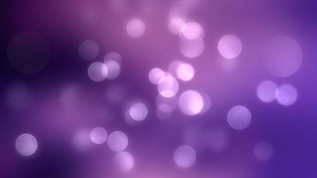 Bokeh violet classique arrière-plan flou