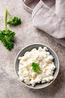 Bol à fromage fait maison