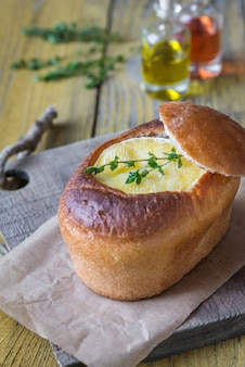 Bol à pain camembert