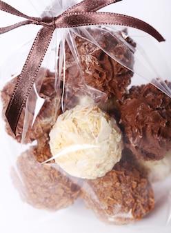 Bonbons au chocolat