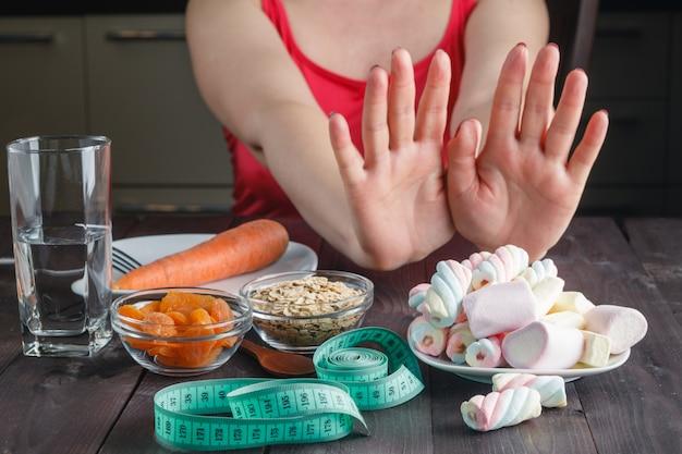 Bonbons ou carottes au choix