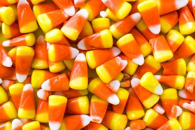 Bonbons typiques d'halloween