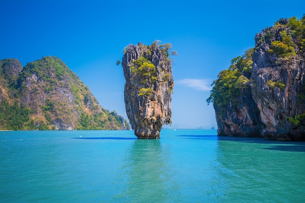 Bond island, thaïlande