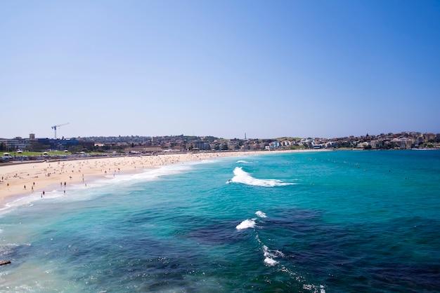 Bondi beach, australie