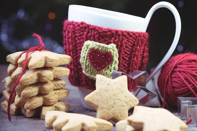 Bonnets tricotés en laine