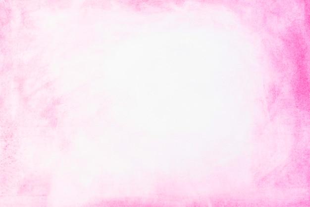 Bordure de peinture fuchsia