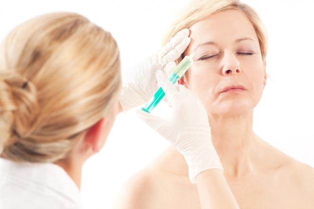 Botox - age et beauté