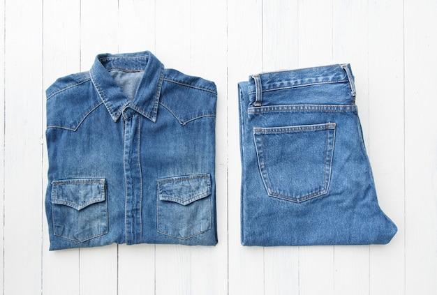 Bouchent les jeans