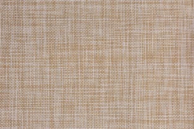 Bouchent la texture et l'arrière-plan de napperon brun