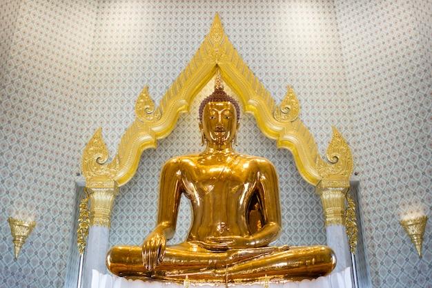 Bouddha d'or thaïlandais