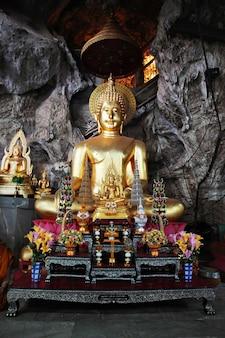 Bouddha d'or