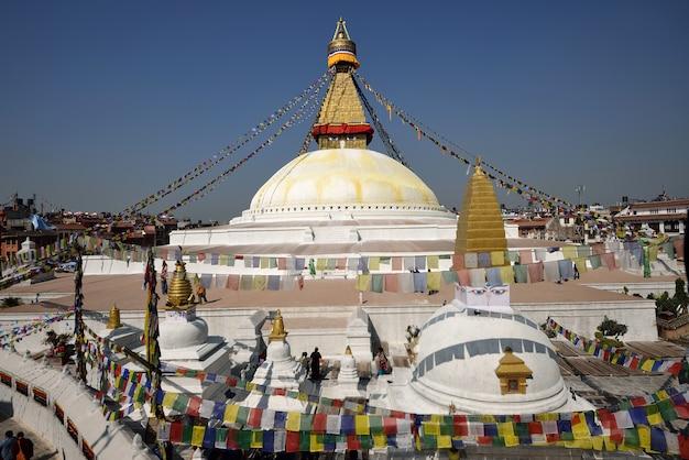 Boudhanath stupa kathmandu népal