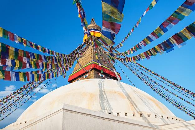 Boudhanath stupa, katmandou