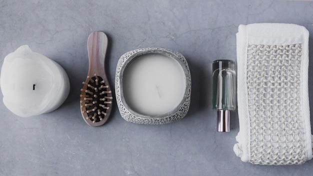 Bougies et articles de spa