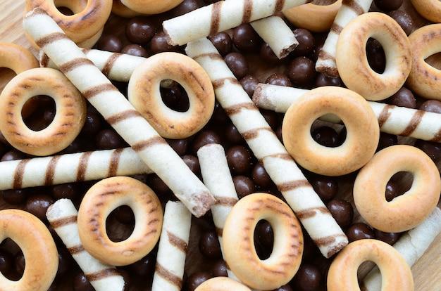 Boules de chocolat fondantes au chocolat