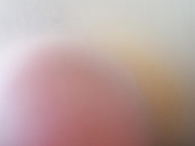 Boules colorées derrière le fond de texture abstraite miroir.