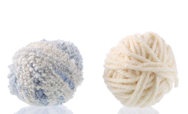 Boules de fil pour le travail manuel et le tricot