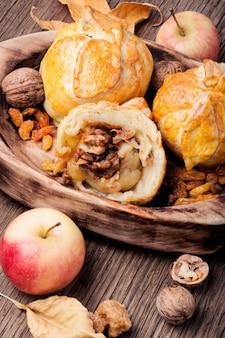 Boulette de pomme d'automne