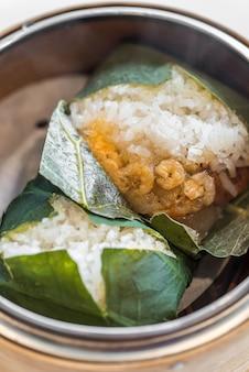 Boulette de riz gluant
