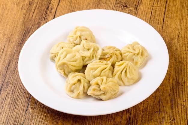 Boulettes chinoises - momo