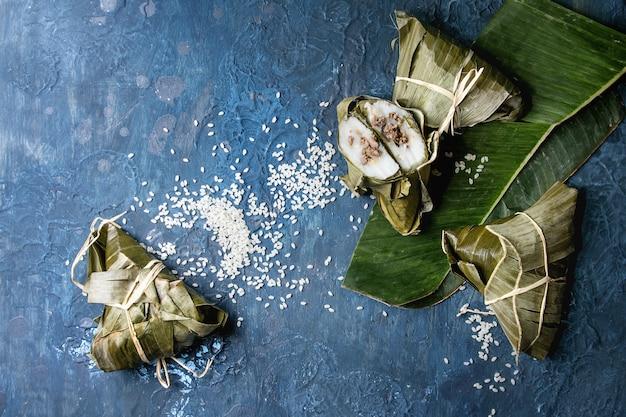 Boulettes de riz piramidal