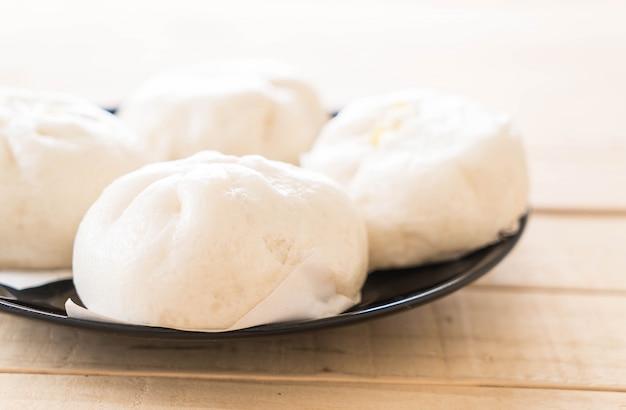 Boulettes à la vapeur ou petit pain chinois