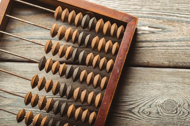Boulier vintage bouchent