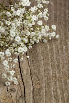 Bouquet de gypsophile (souffle de bébé)