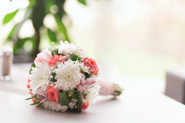 Bouquet de mariage élégant