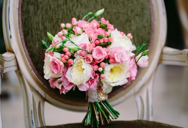 Bouquet de la mariée.