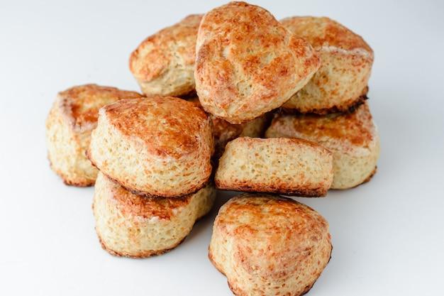 Bouquet de petits pains au fromage