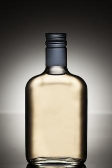 Bouteille d'alcool