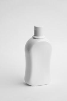 Bouteilles cosmétiques d'emballage vierges
