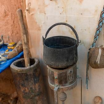 Boutique d'antiquités, ouarzazate, maroc