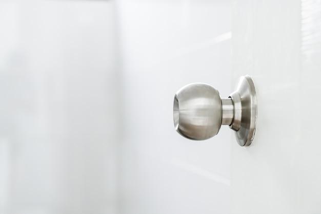Bouton de porte en acier inoxydable