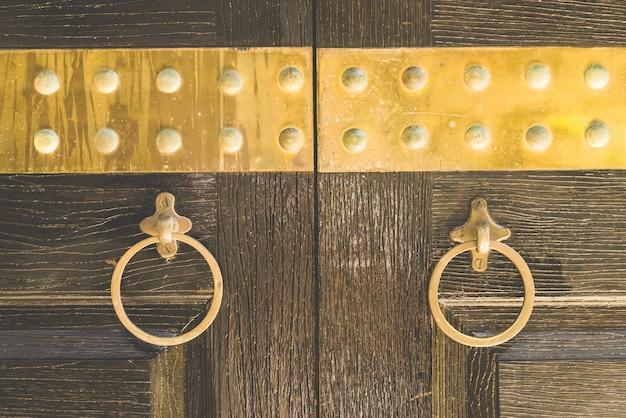 Bouton de porte