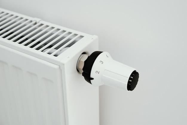 Bouton de radiateur pour régler la température