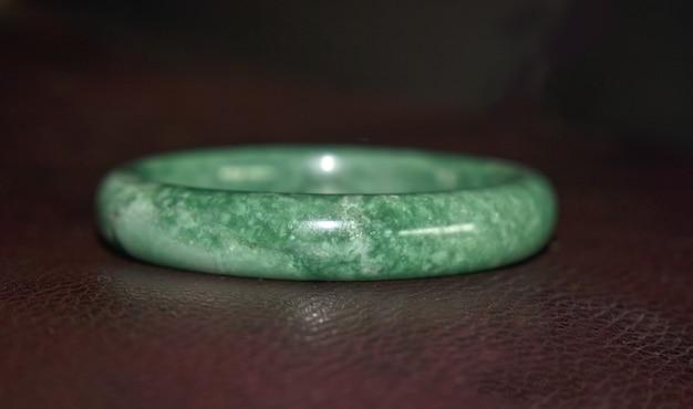 Bracelet jade vert jade