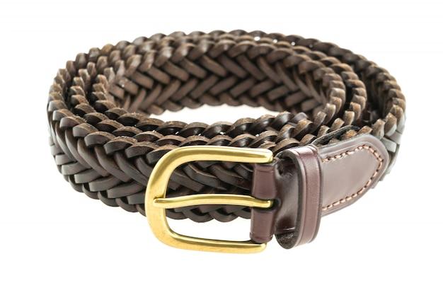 Bracelet noir argent trou agrandi