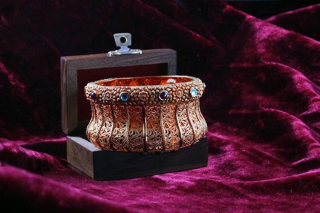 Bracelet traditionnel indien
