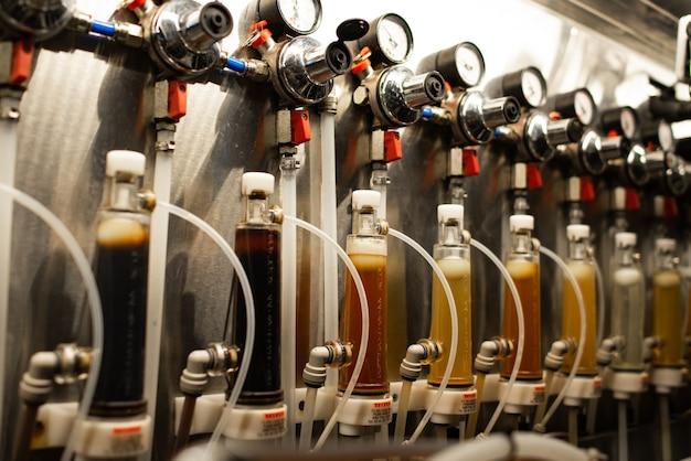 Brasserie privée fabrication de bière artisanale