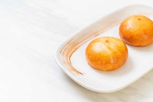 Brioches de lave chinoises frites