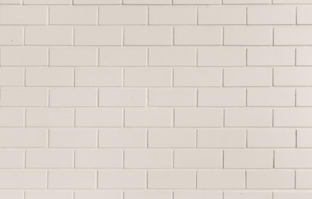Briques blanches texture