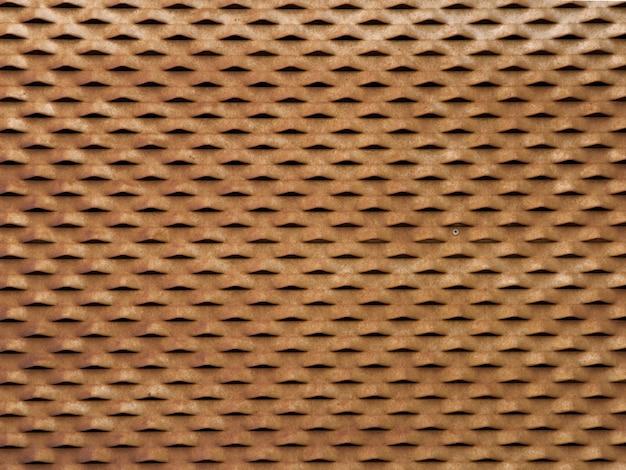 Briques en forme de triangle